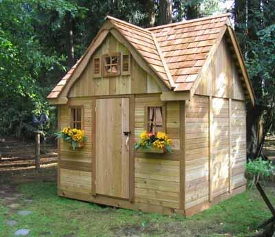 Backyard Shed Designs   Garden Shed Design