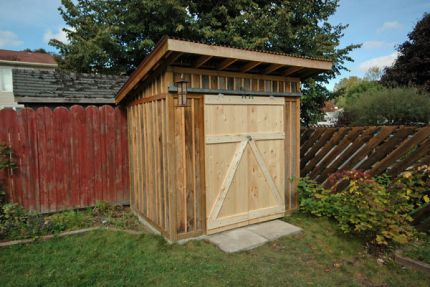 Guide to set shed free 10 x12 shed plans no floor drain for Modern garden shed designs