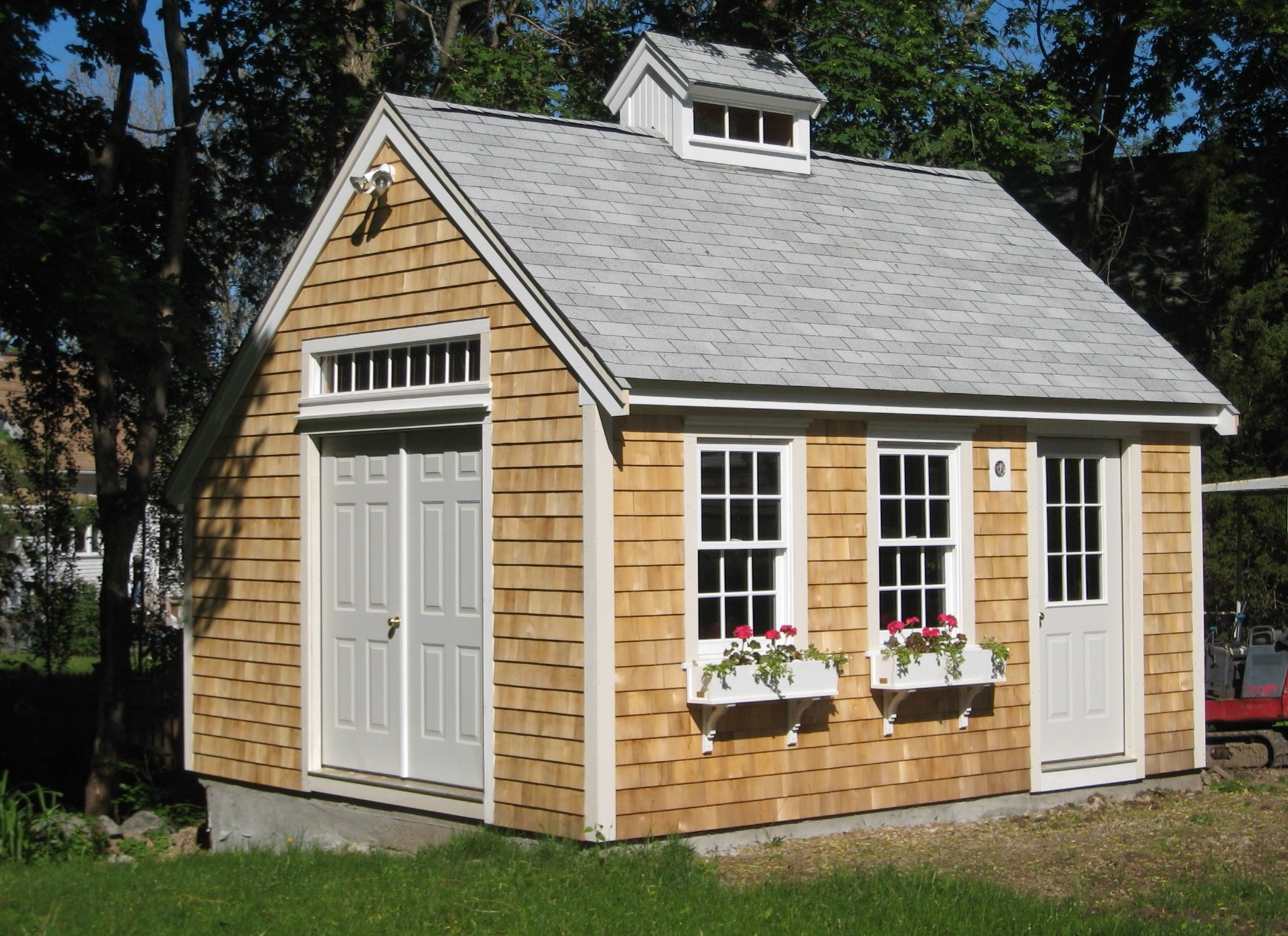 Ideas additionally Barn Shed Plans With Loft moreover Back Yard Garden