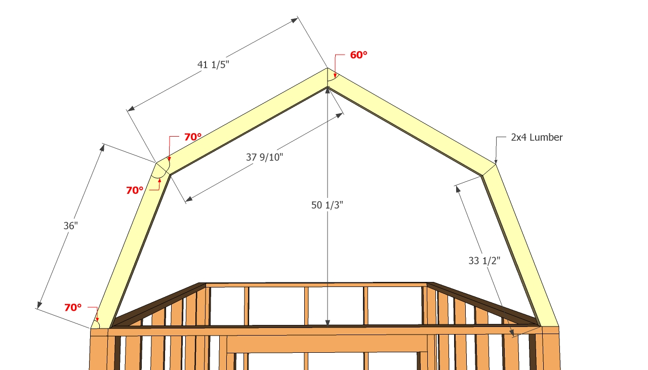Barn Shed Designs – Is This the Best Structure for Your Shed? | Cool Shed Design