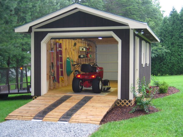 Cool shed design cool shed design page 7 for Large storage shed plans