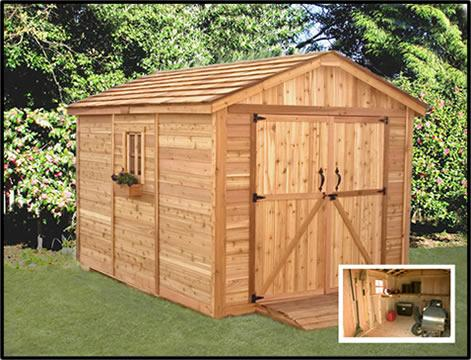 do it yourself shed plans save big bucks in the recession with diy shed plans cool shed deisgn. Black Bedroom Furniture Sets. Home Design Ideas