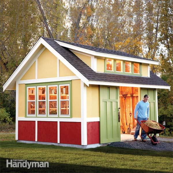 my how much would it cost to build a 10x16 shed goehs