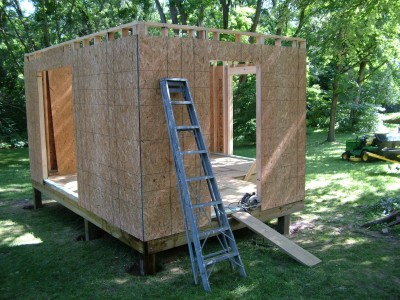 Building A Shed – What You Need To Consider