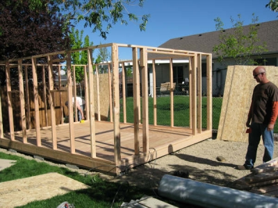 Building Storage Shed In Your Backyard A Big Do It