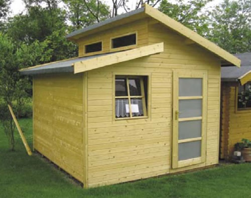 Shed designs and plans the different contemporary style for Contemporary shed plans