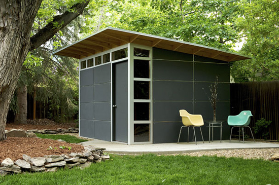 Modern Backyard Shed Designs : Shed Designs and Plans ? The Different Contemporary Style Sheds