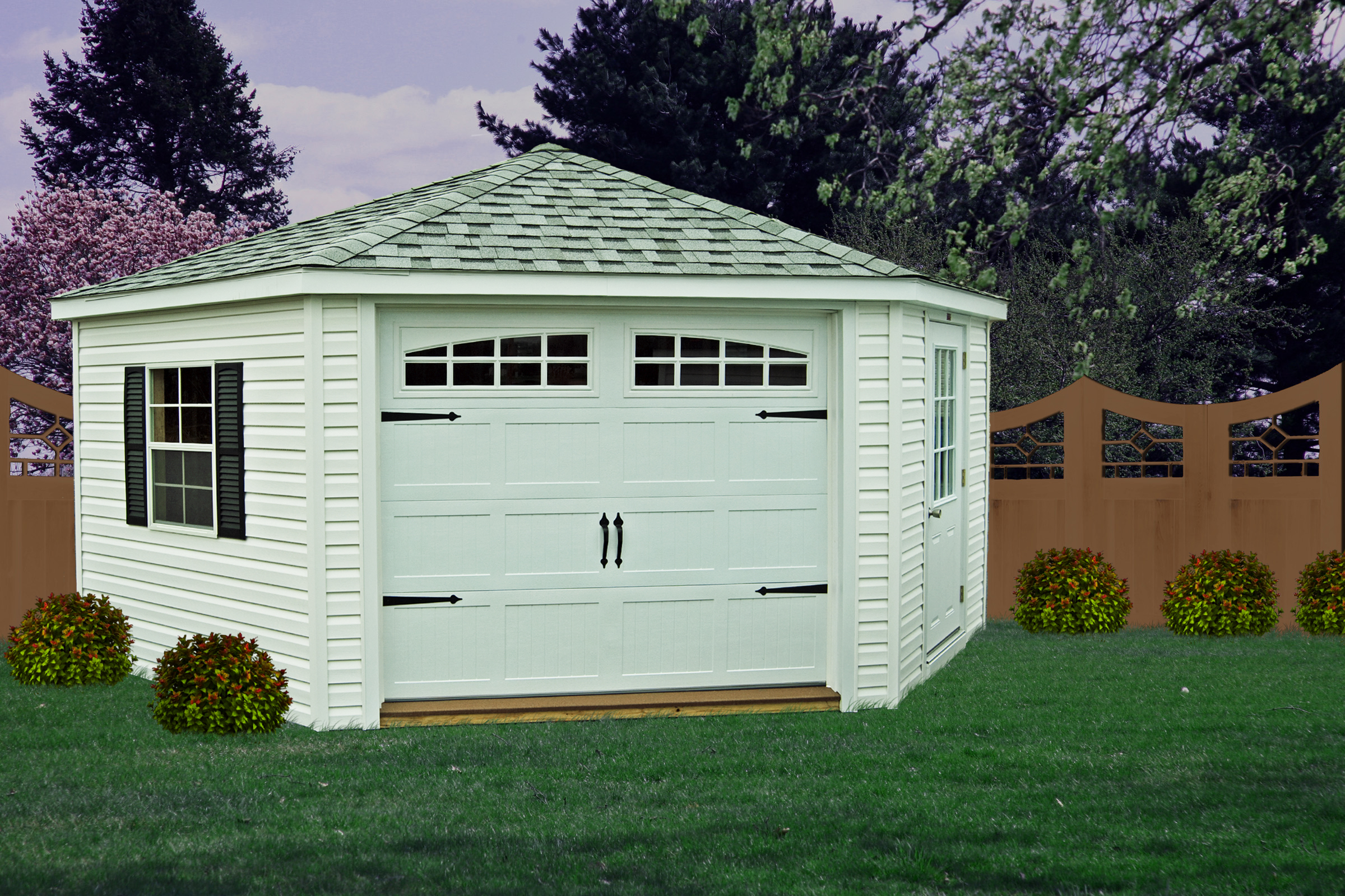 a corner garden shed will improve your life cool shed design