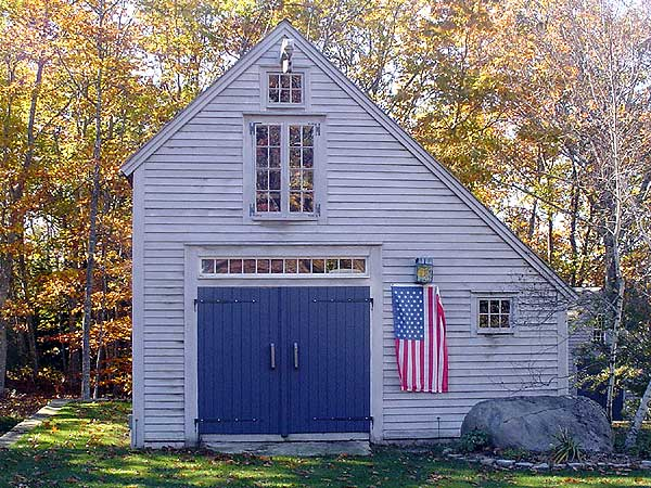 Turn a tool shed into a charming cottage getaway cool for Maine cottage plans