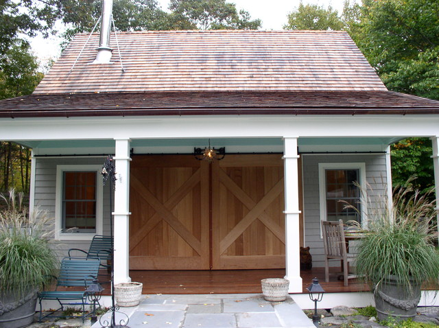 Turn A Tool Shed Into A Charming Cottage Getaway