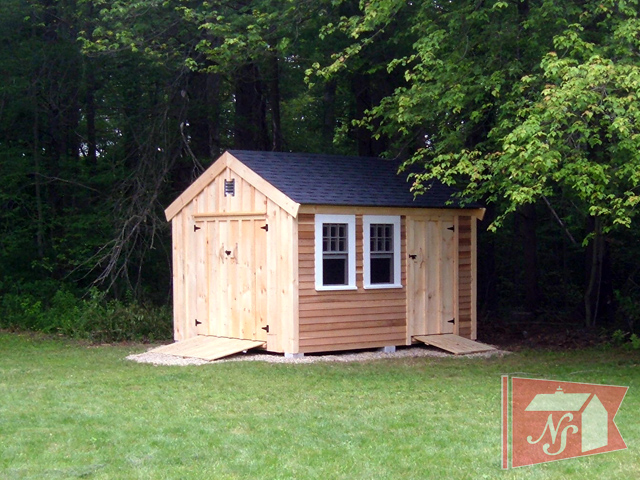 Wonderful Custom Shed Designs