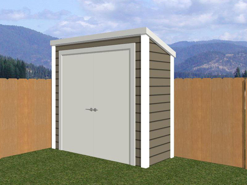 Types of Sheds You Can Build Based On The Design of The Roof Cool Shed Deisgn