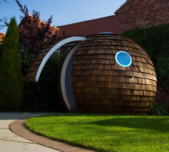 Designer Garden Sheds