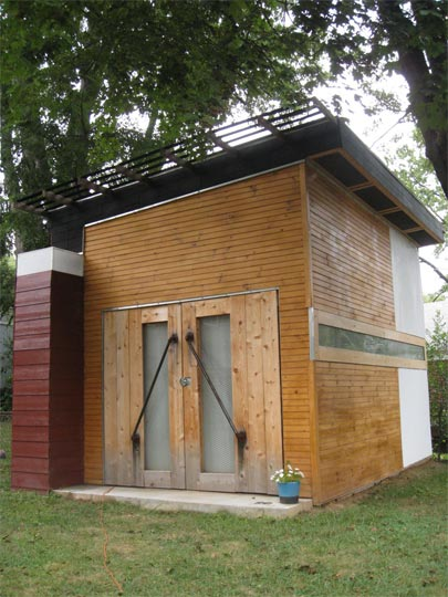 building with designer shed plans is the answer cool