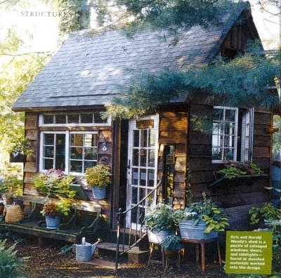 Potting shed plans how to build a potting shed and keep your gardening supplies organized for Name something you keep in a garden shed