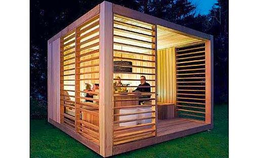 Garden Sheds Designs. 12X16 Barn From Scott. Modern Shed Ideas