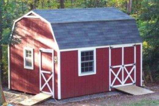 garden shed design - Shed Ideas Designs