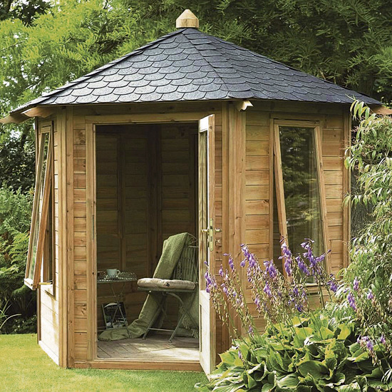 Choosing suitable garden shed designs cool shed design
