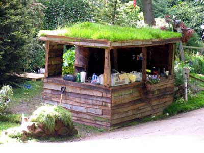 Interesting Garden Shed Designs | Cool Shed Design
