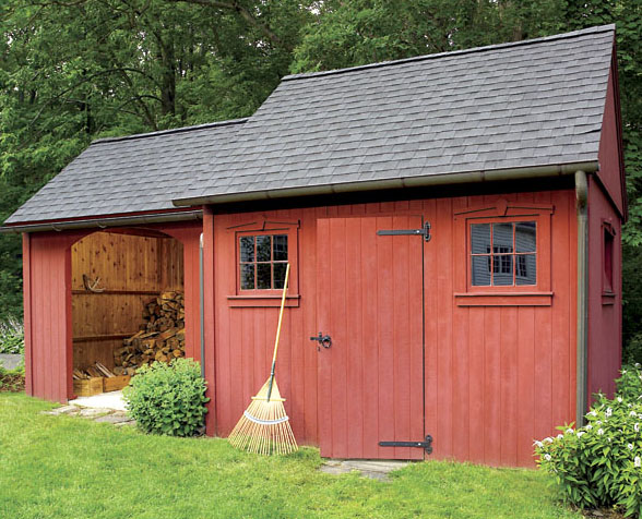Outside Shed Ideas :  Garden Shed Can?t Be Fun? Some Ideas and Steps  Cool Shed Design