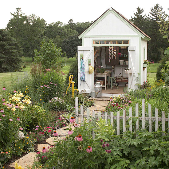 Who Says Building A Garden Shed Can T Be Fun Some Ideas
