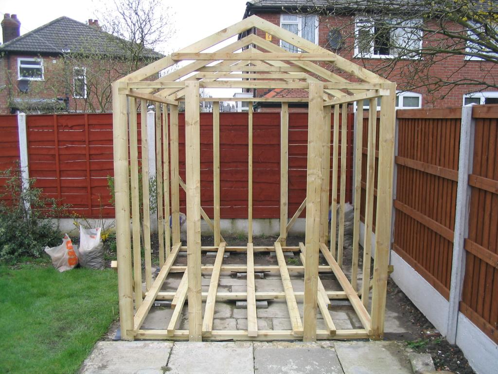 Build Your Own Garden Shed Plans Cool Shed Design