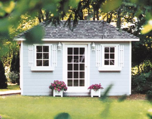 Build Your Own Garden Shed Plans | Cool Shed Design