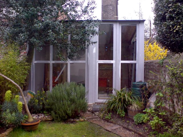Garden studio shed for Garden studio buildings