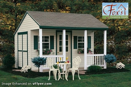 What'S Important About Designs For Garden Sheds? | Cool Shed Design