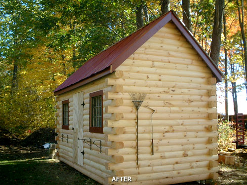 Free Shed Designs Plans