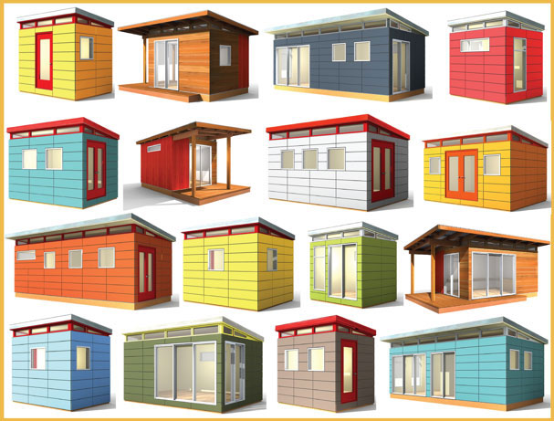 The Secret To Selecting A Modern Shed on Shed Plans 12 X 16 Blueprint