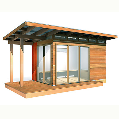 small wood shed plans