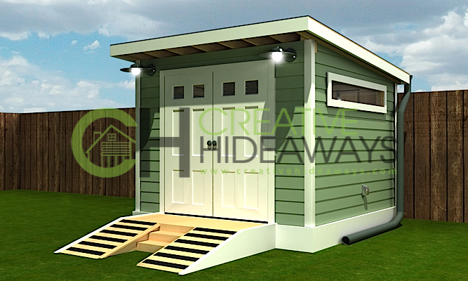 Modern Shed Designs To Complement Your Home Cool Shed Deisgn