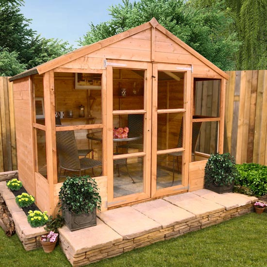Shed Design Tips For Your Potting Shed Cool Shed Deisgn