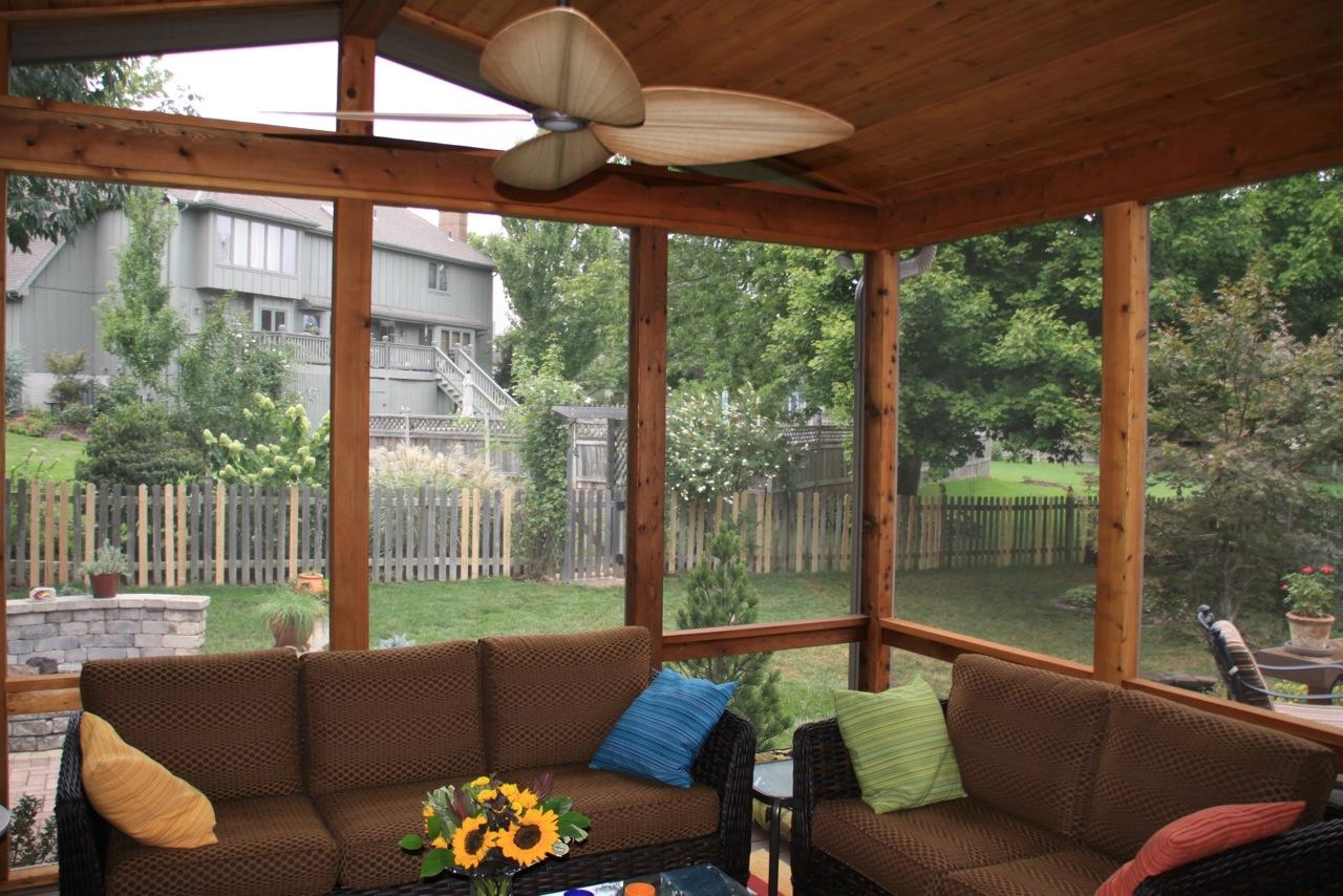 porch for all seasons screen porch design ideas - Screen Porch Ideas Designs
