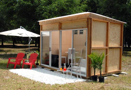 Whatever storage shed design your choose consider using for Sheds with living space