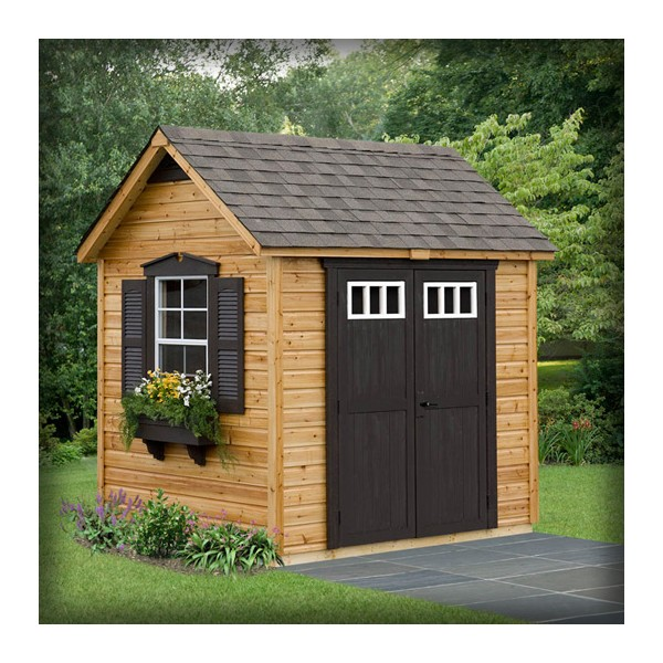 Cool storage sheds minimalist for Storage building designs