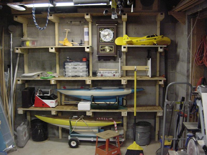 shed storage ideas images