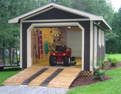 The Many Types And Designs Of Outdoor Storage Sheds | Cool Shed Design