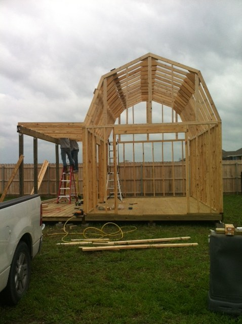 Creating Your Storage Sheds Plans – Cool Shed Deisgn