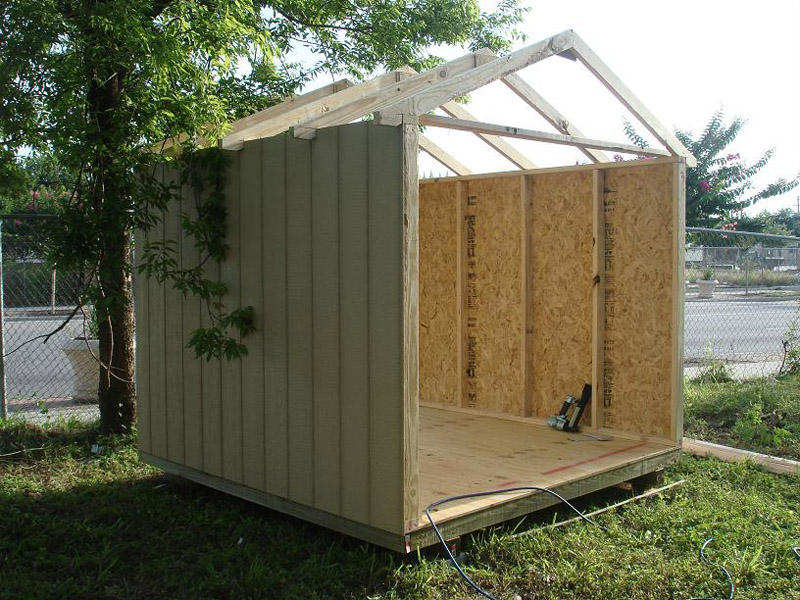 Creating Your Storage Sheds Plans