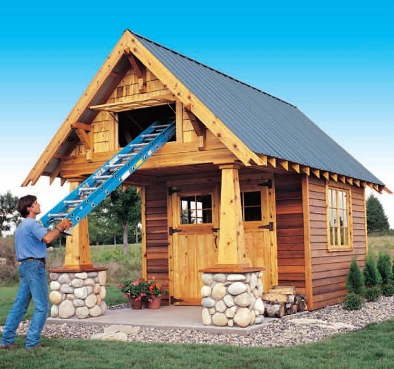 Build Cabin Plans With Loft Diy Pdf Wood Podium Plans Do: Simple Steps In Building A Tool Shed And