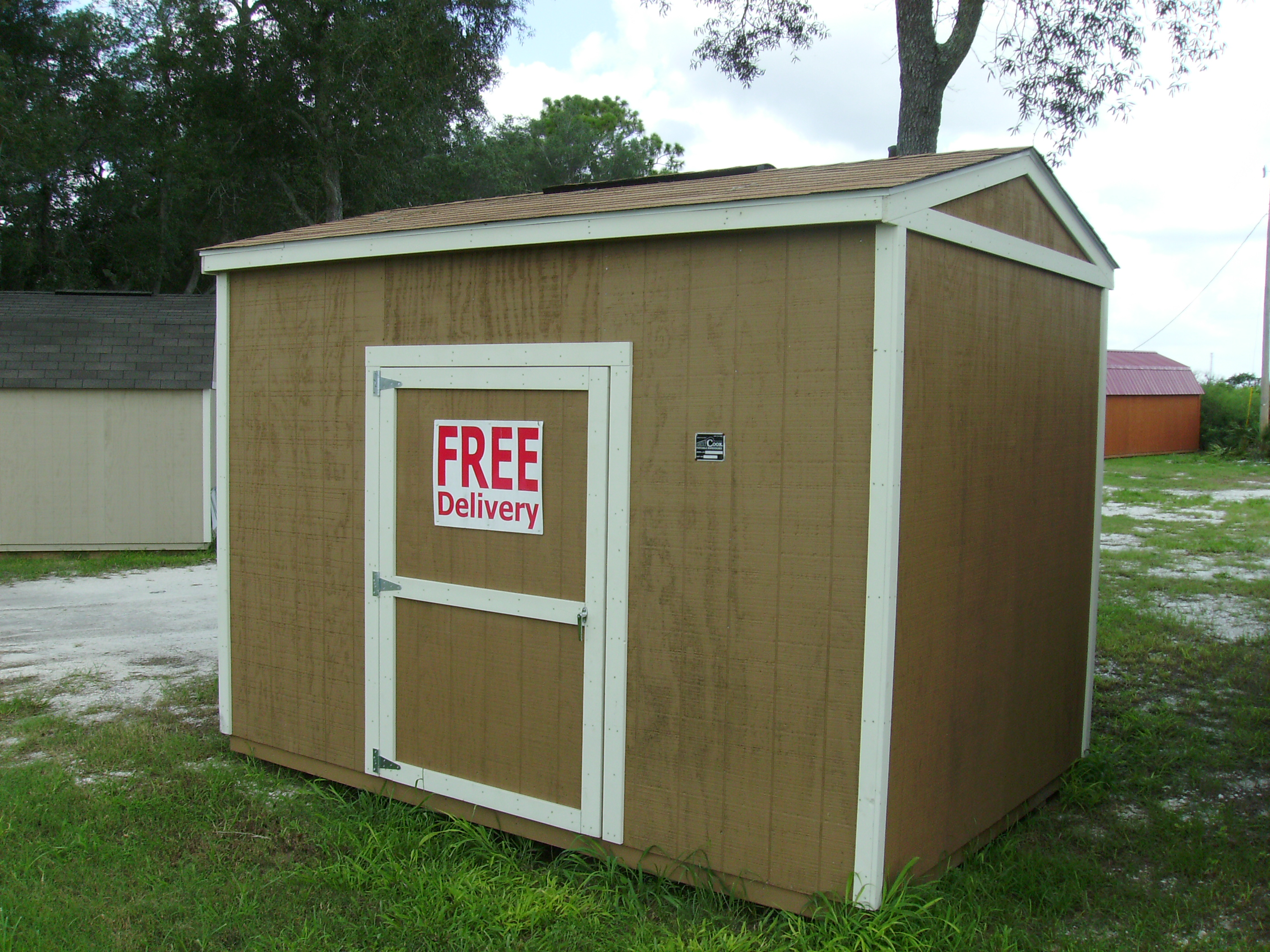 Wood utility shed plans details hanike for Utility storage shed
