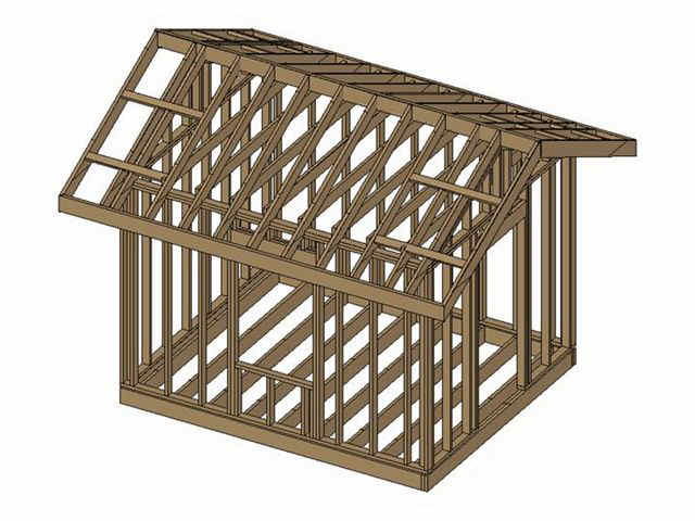 Shed Plans – Don't Settle For Anything Less Than Good Quality