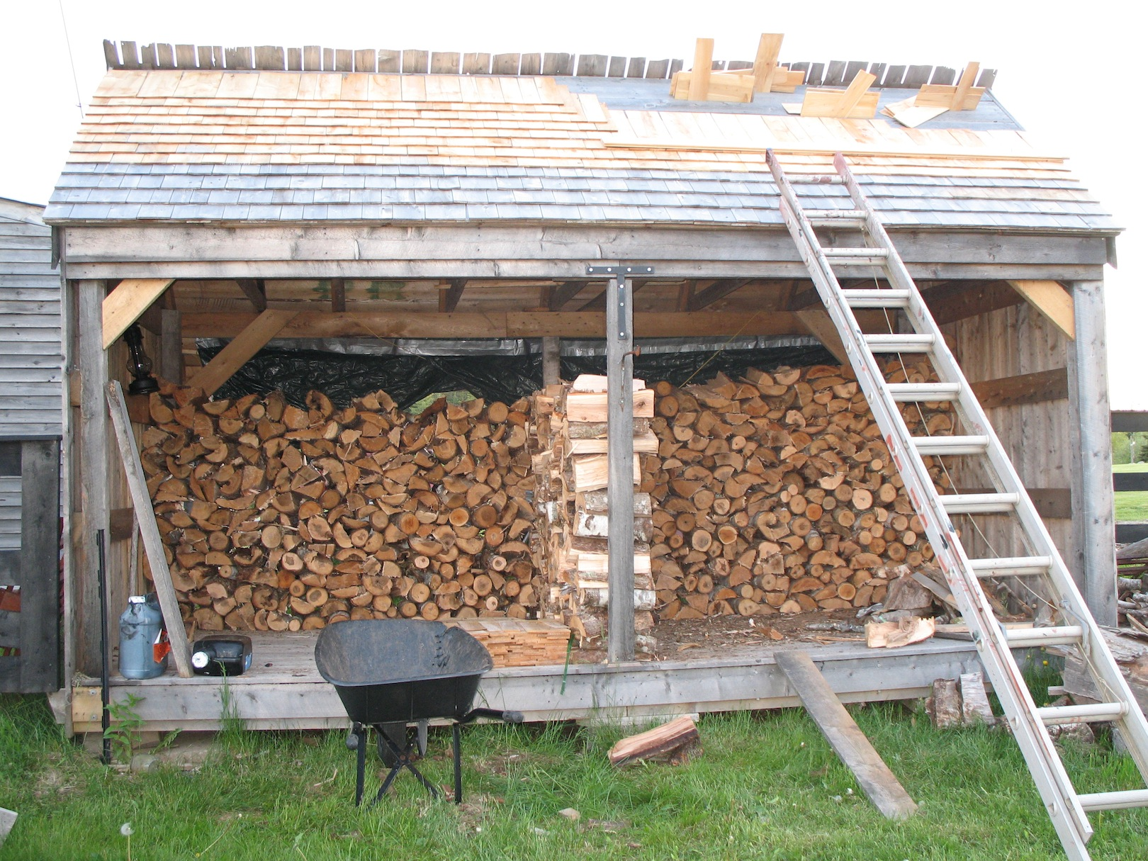 Wood Shed Plans Crucial Elements Cool Shed Design