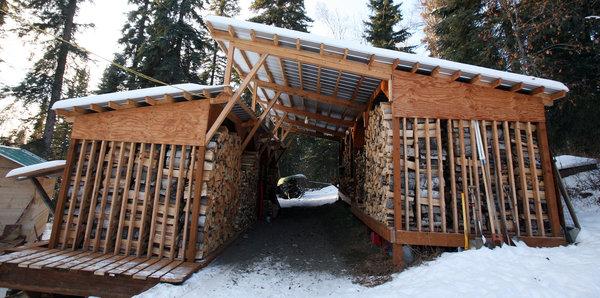 Wood Storage Shed Designs | Cool Shed Design