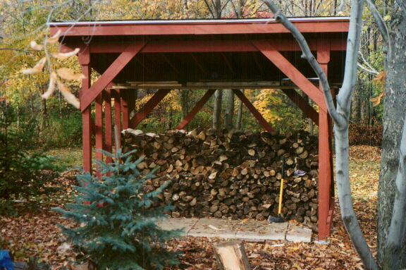 ... Your Wood Shed, How to Build, and Safety Reminders | Cool Shed Design