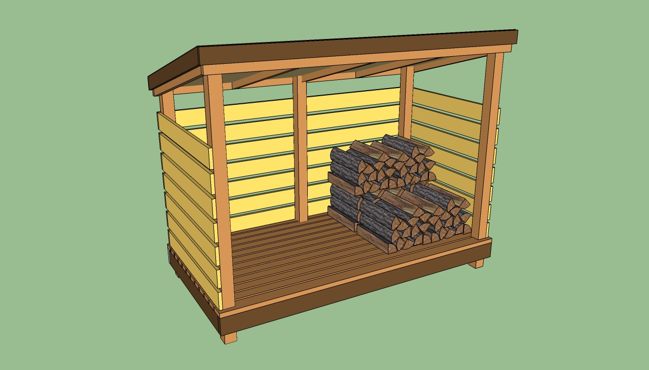 Useful Ideas for Your Wood Shed, How to Build, and Safety Reminders