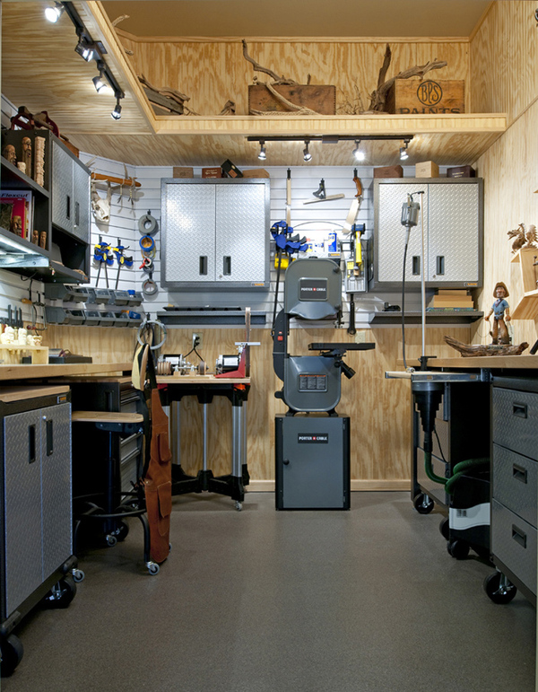 Excellent Small Woodworking Shop Layout Plans PDF Online Download