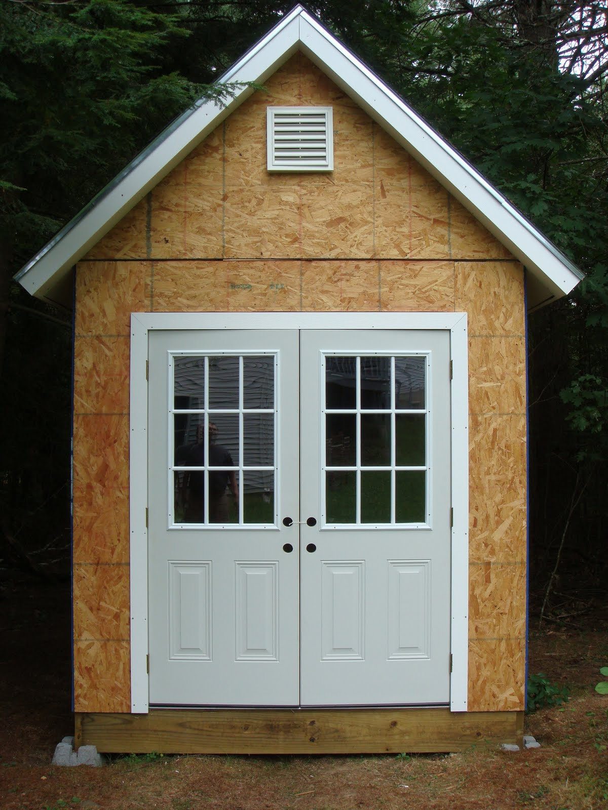 Diy building shed door design tips cool shed deisgn Design shed